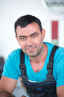 S. Abdo, KFZ-Mechatroniker